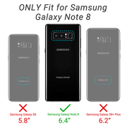 Galaxy Note 8 MNS(with Screen Protector)