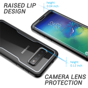 Galaxy S10 Simpl CL with Screen Protector + Fingerprint Stamp