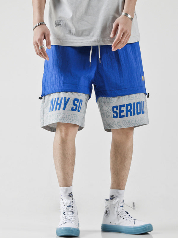 Casual Split-joint Cool Shorts