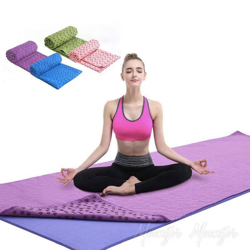 Non-Slip Environmental Protection Yoga Towel