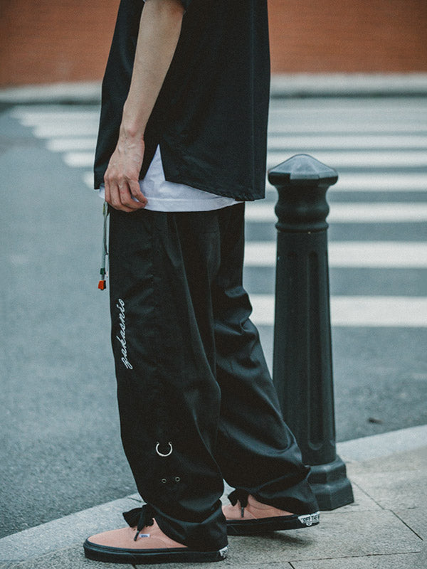 Casual Retro Designed Leisure Pants