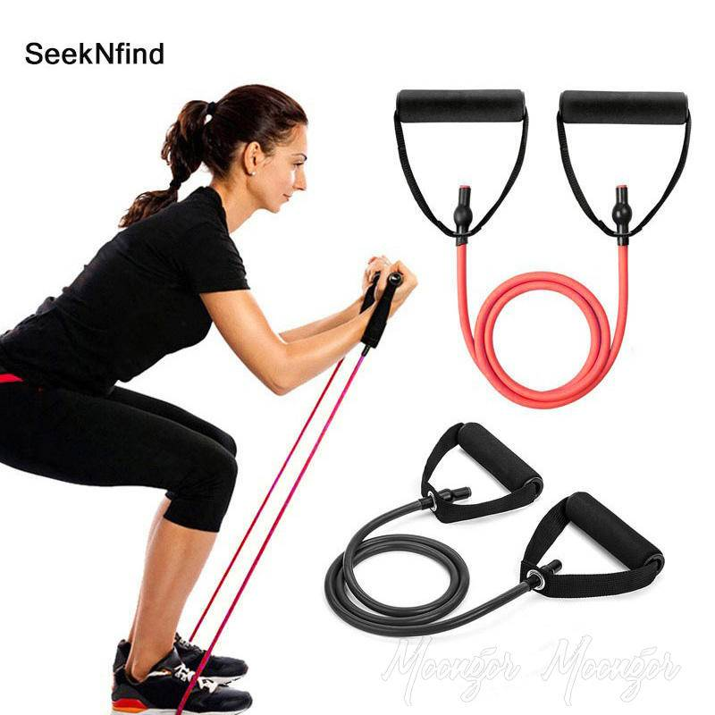 Body Fitness Gym& Home Gym Fitness Pull Rope