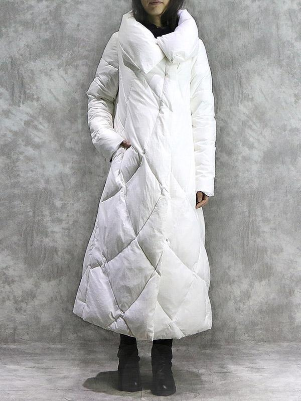 3 Colors White Duck Down Clothes Coat Outwears