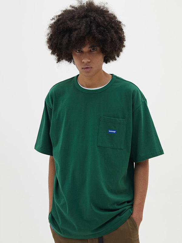 New Loose Solid  T-Shirt