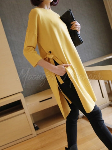 High-neck Cool Irregular Warm Jacket