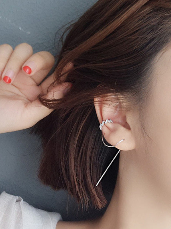 Chic Wave Ear Clip