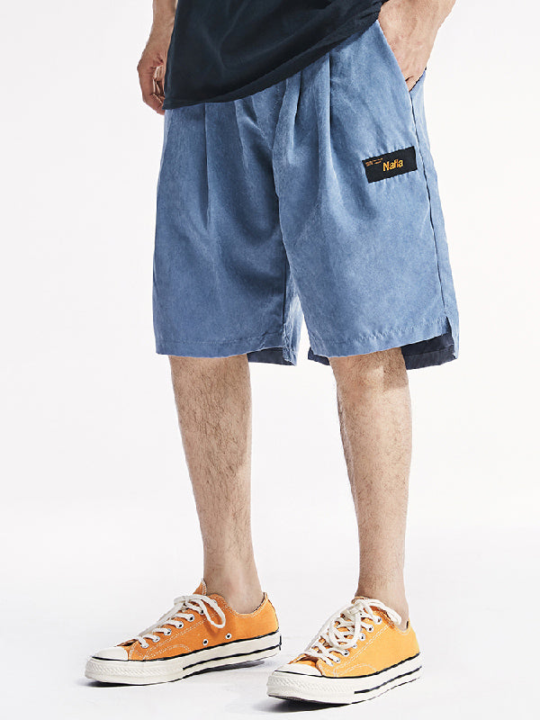 Summer Loose Tooling Men Shorts