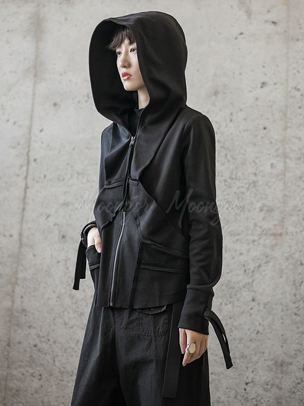 Original Cut-edge Designed Hoodie Outwear