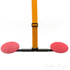 Home Fitness Equipment Swing Leg Stepper