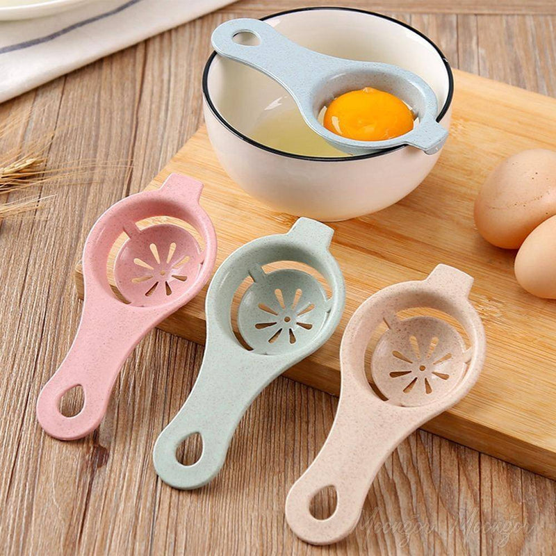 Household Two Pack Food Grade Egg Yolk Separator