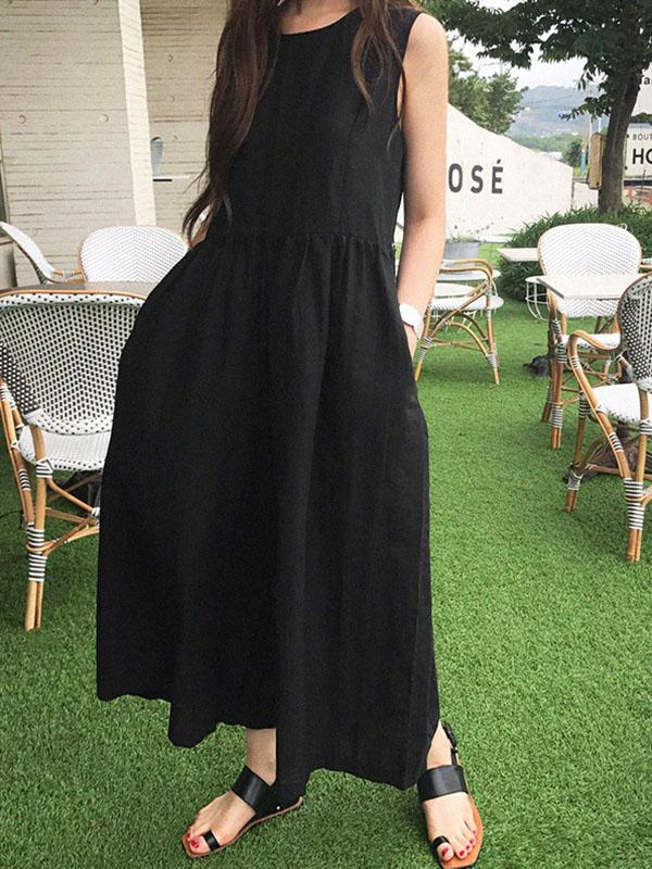 Comfortable Cotton Elegsnt Jumpsuit