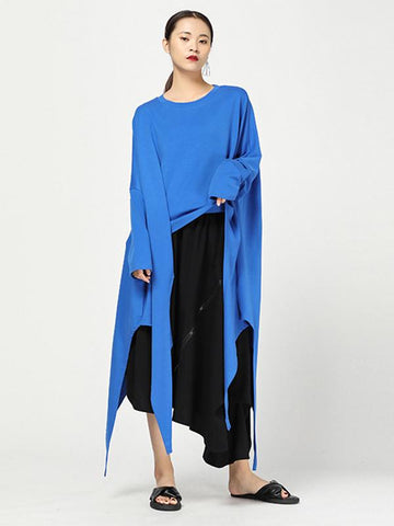 Fashion 2 Colors Long Sleeves Outwears Tops
