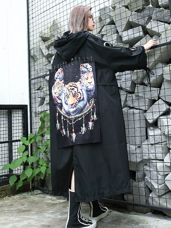Cool Split-joint Hoodies Outwear