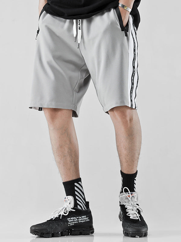 Casual Wide-leg Sport Shorts