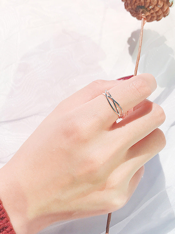 Simple Intersect Manual Ring
