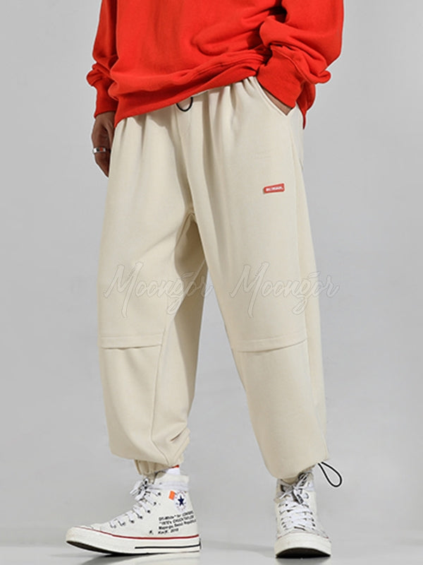 Original Ankle-tied Overall Men's Harem Pants