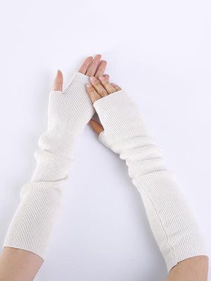Knitted 7 Colors Sleevelet Accessories