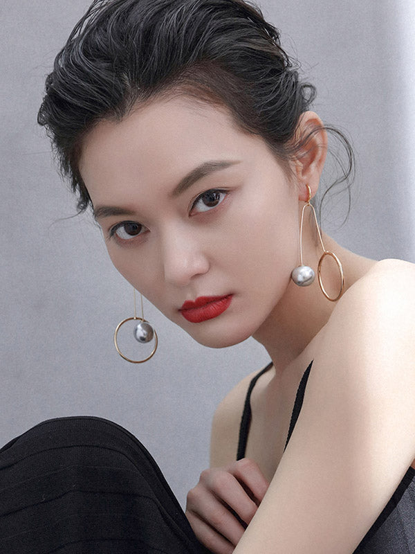 Fashionable Ear Clip Earring