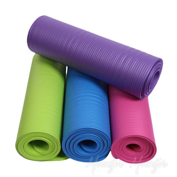 Environmental-Friendly Anti-Stress Non-Slip Yoga Mat