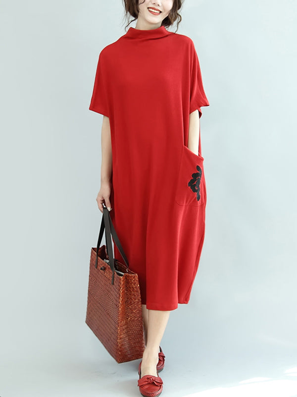 Elegant Casual Comfortable Midi Dress