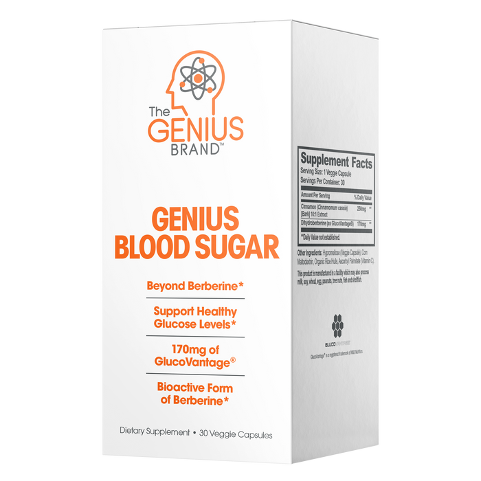 Genius Blood Sugar