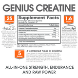 Genius Creatine Power Matrix