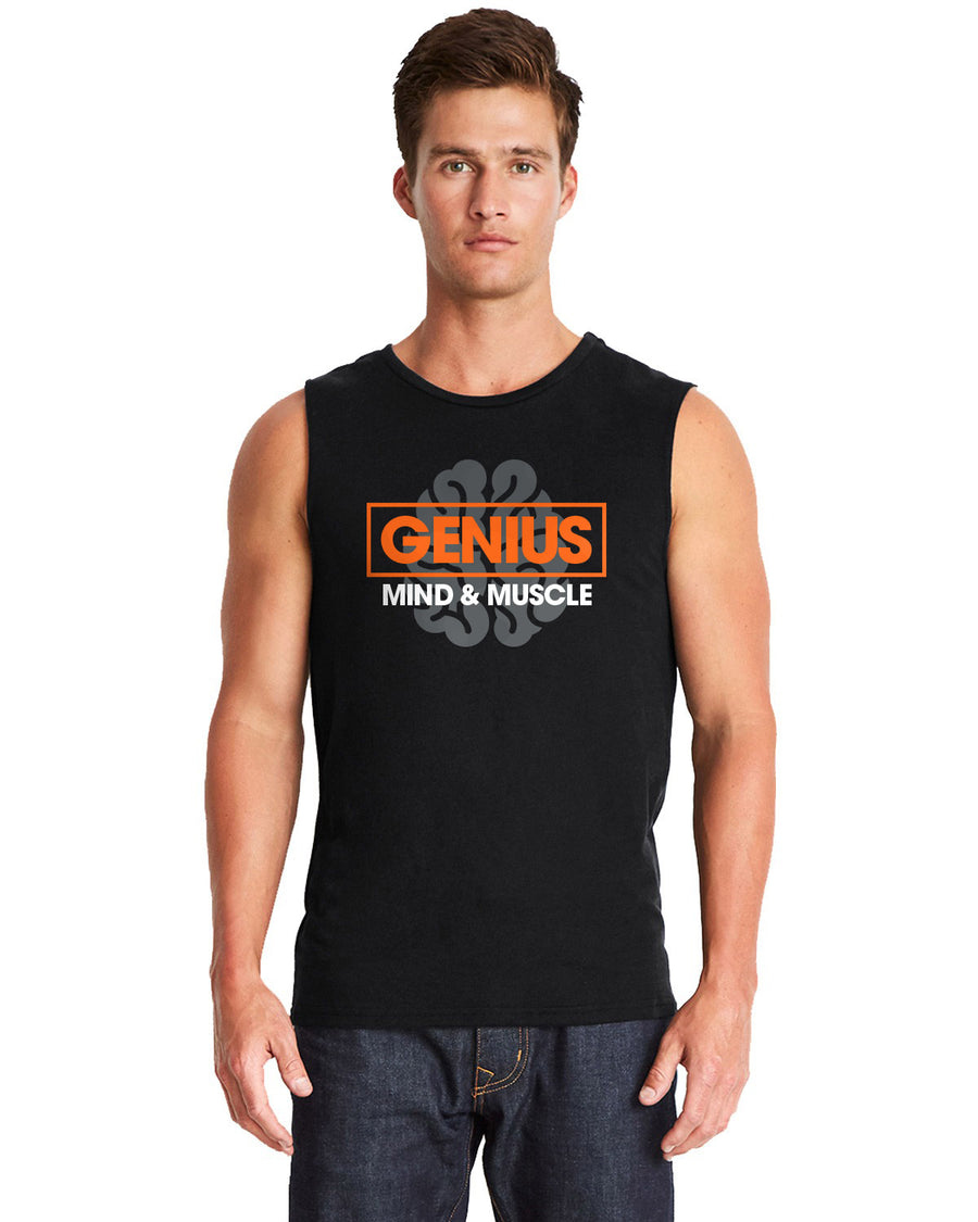 Mind & Muscle - Men's Muscle Tank