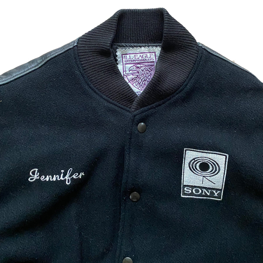 Vintage 90s Sony Music Entertainment Jacket