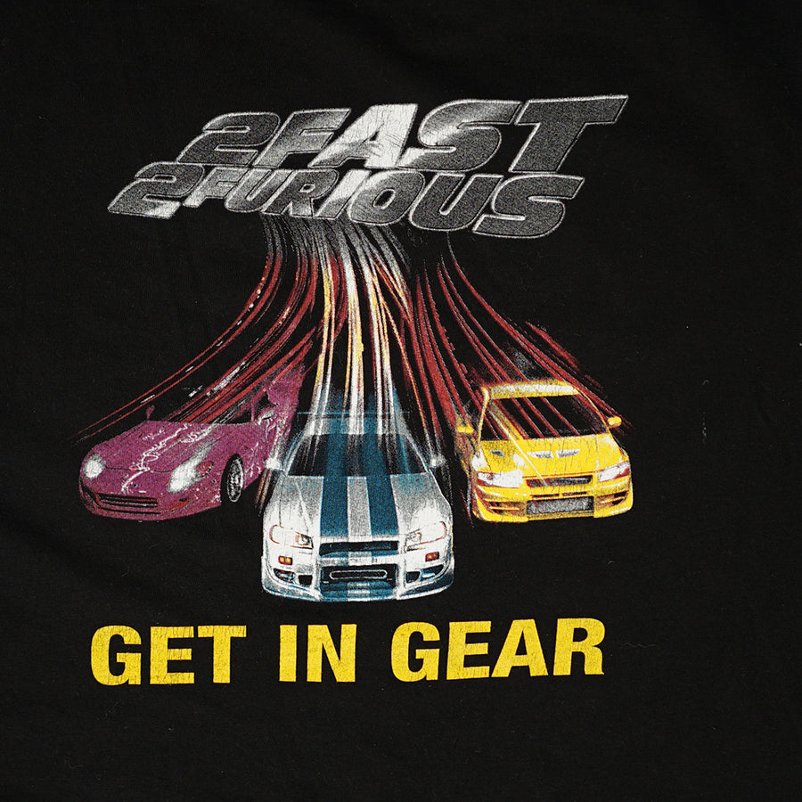 Vintage 2000s 2Fast 2Furious T-Shirt
