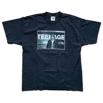 Vintage 2002 Kurt Cobain 'Teenage' T-Shirt