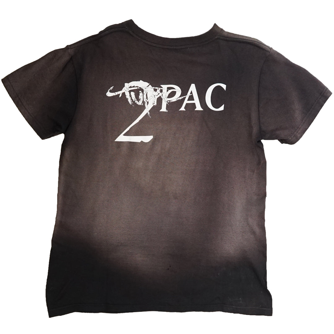 Vintage 2000s Bootleg Tupac 'All Eyez On Me' T-Shirt