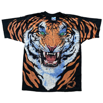 Vintage 1995 Tiger by John Connell T-Shirt