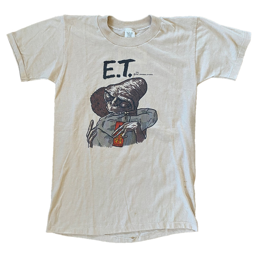 Vintage 1982 E.T. 'Reese's PIeces' T-Shirt