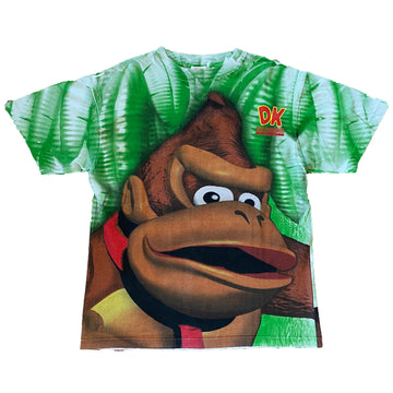 Vintage 90s Donkey Kong Country T-Shirt