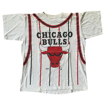 Vintage 90s Chicago Bulls 'Jersey' T-Shirt