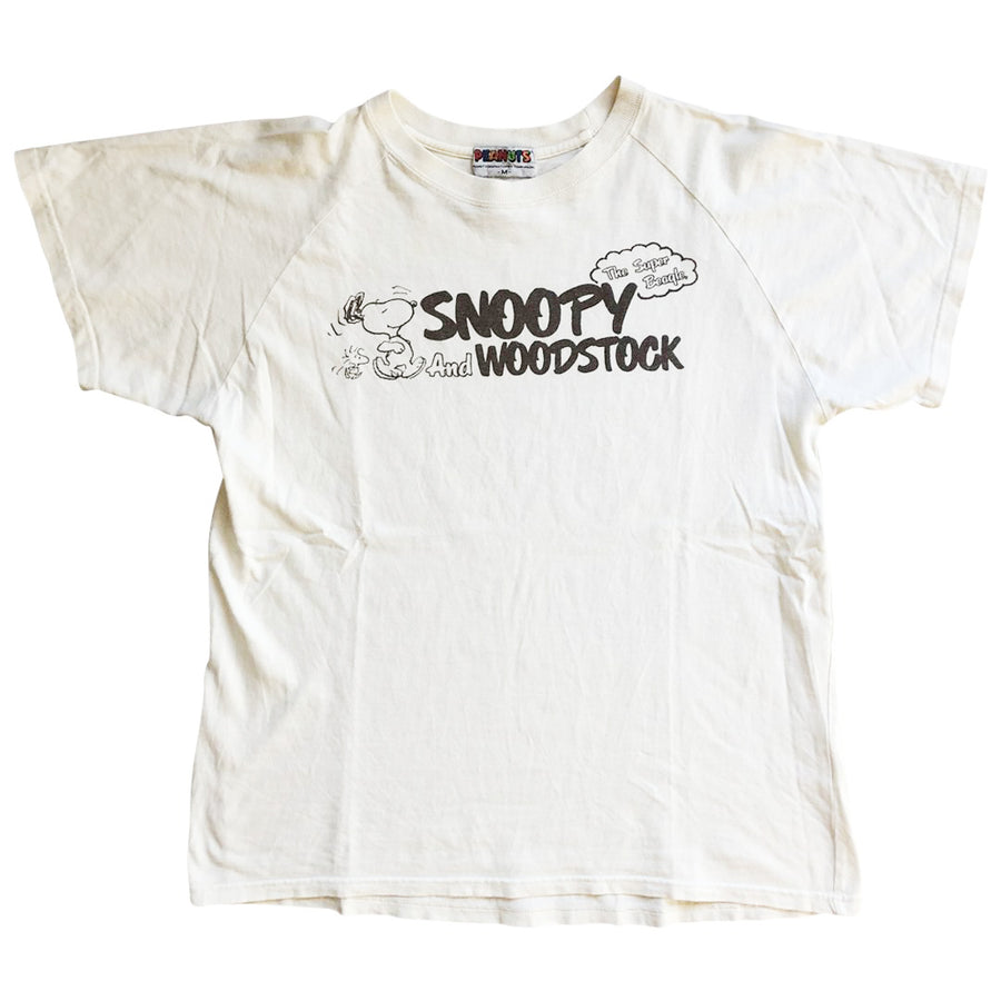 Vintage 90s Snoopy And Woodstock T-Shirt