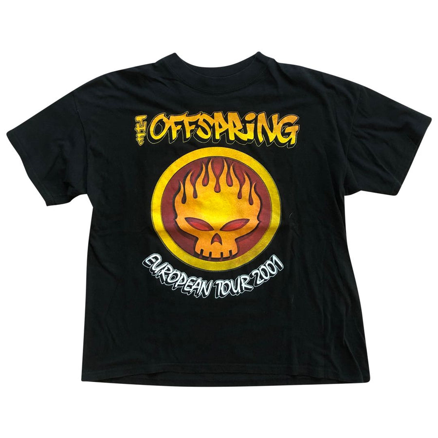 Vintage 2001 The Offspring 'European Tour' T-Shirt