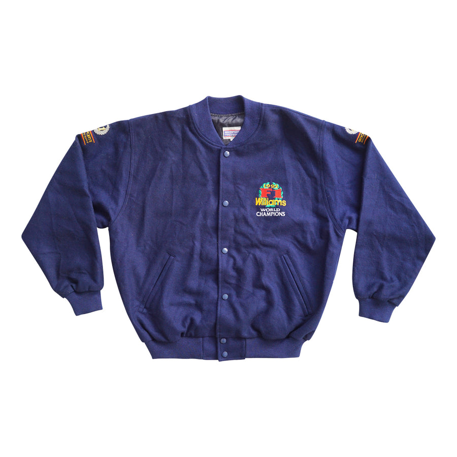 Vintage 1992 F1 'Williams World Champions' Jacket