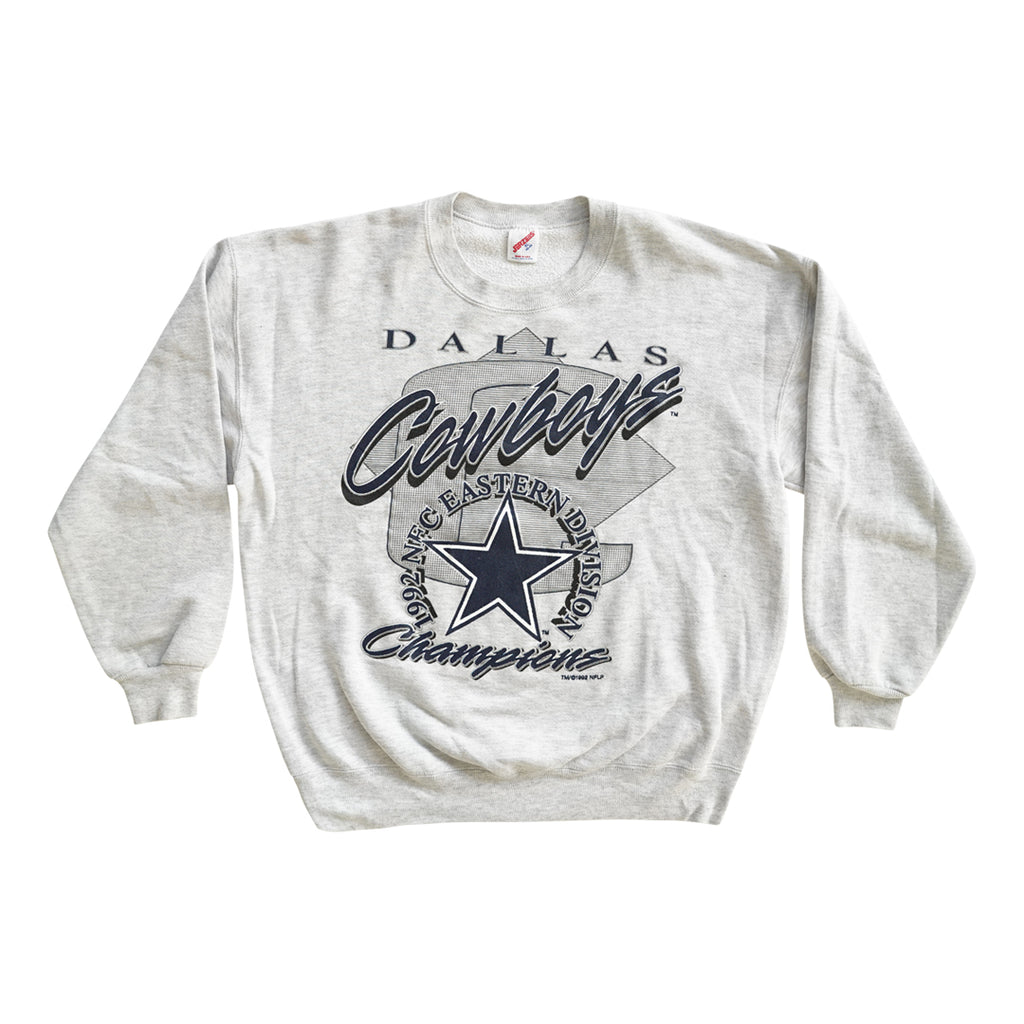 Vintage 1992 Dallas Cowboys Sweater