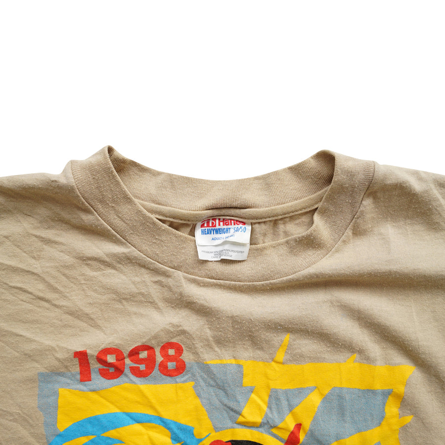 Vintage 1998 YMCA National Masters Swimming T-Shirt