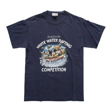 Vintage 2000s Disney White Water Rafting Competition T-Shirt