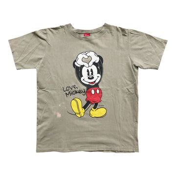 Vintage 90s Mickey Mouse 'Love, Mickey' T-Shirt