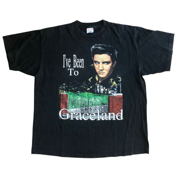 Vintage 1992 Elvis 'I've Been To Graceland' T-Shirt