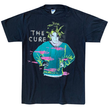 Vintage 1986 The Cure 'Beach Party Tour' T-Shirt