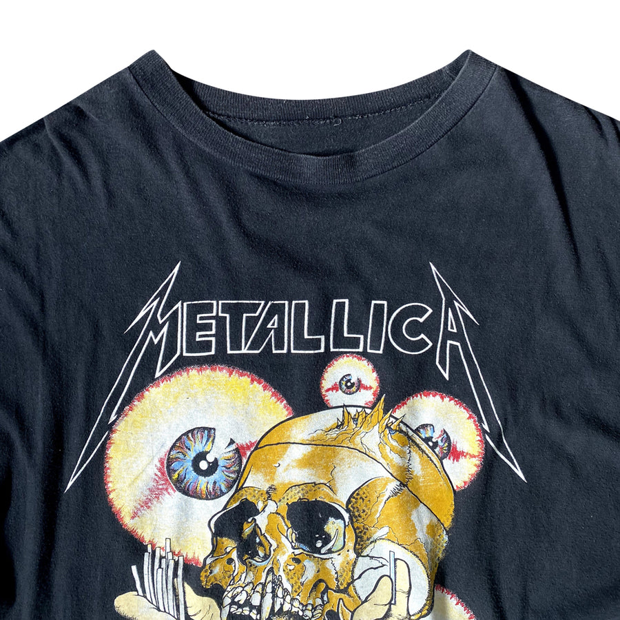 Vintage 1988 Metallica 'This Shortest Straw' T-Shirt