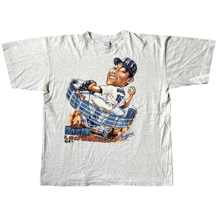 Vintage 1995 Hideo Nomo 'The Tornado' T-Shirt