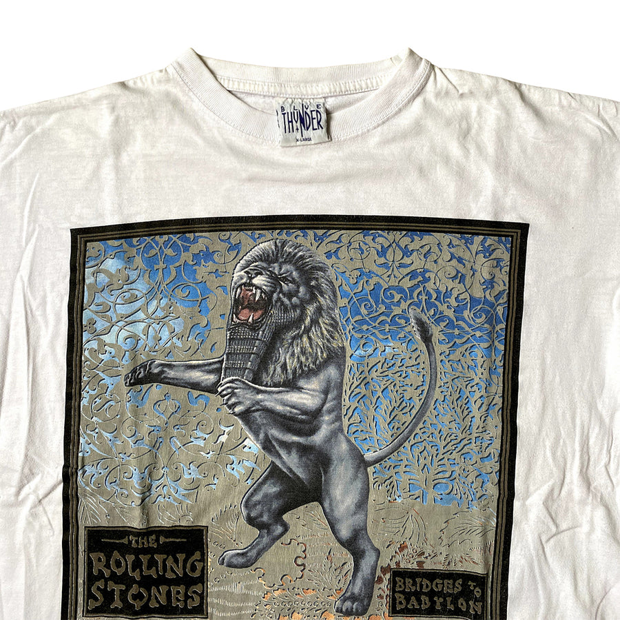 Vintage 1997 The Rolling Stones 'Bridges To Babylon' T-Shirt