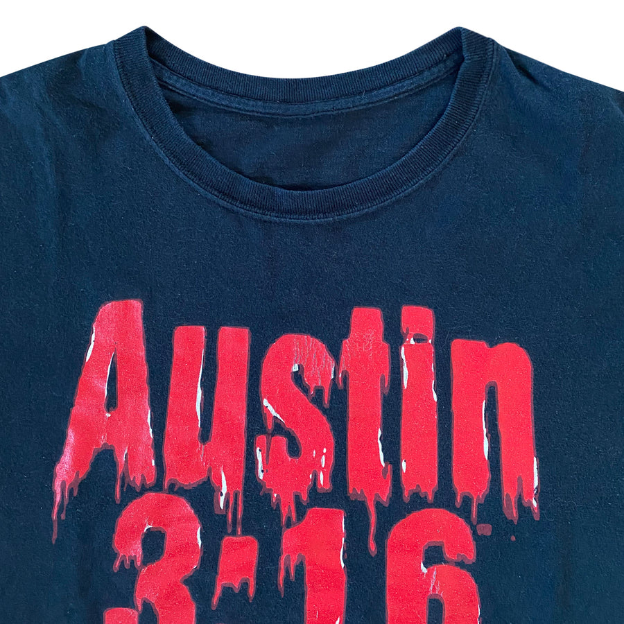 Vintage 2000s Steve Austin 'Blood From A Stone' T-Shirt