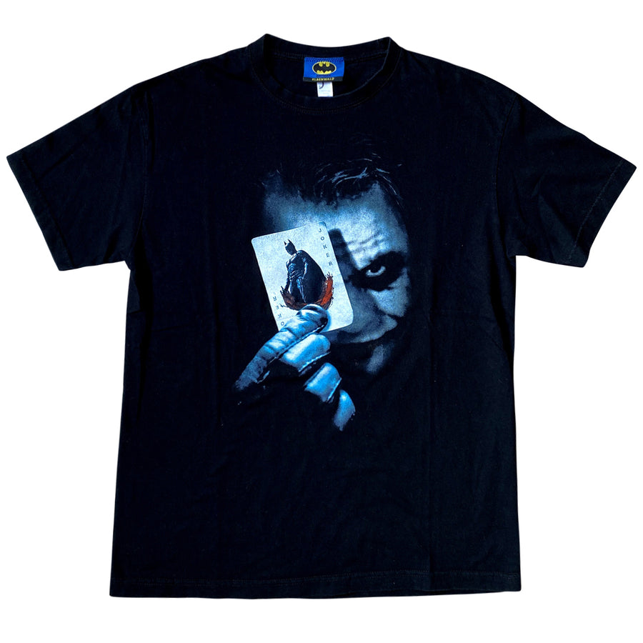 Vintage 2008 Batman The Dark Knight 'Joker' T-Shirt