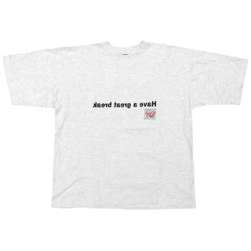 Vintage 90s Coca-Cola Light 'Have A Great Break' T-Shirt